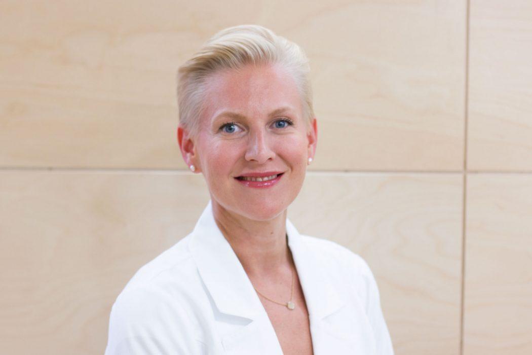 Plastiikkakirurgi Aino Rönnblad