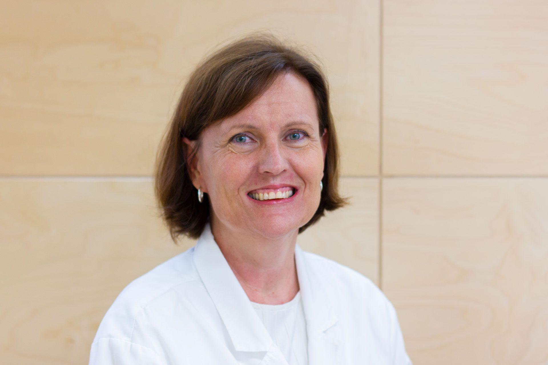 Keuhkosairauksien ja allergologian erikoislääkäri Paula Pallasaho