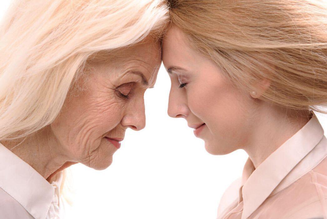 vaihdevuosien aiheuttamat ihomuutokset